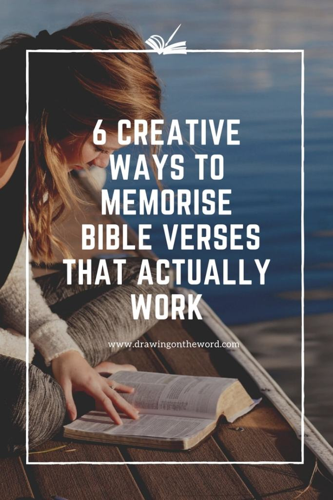 6 Creative Ways To Memorise Bible Verses That Actually Work