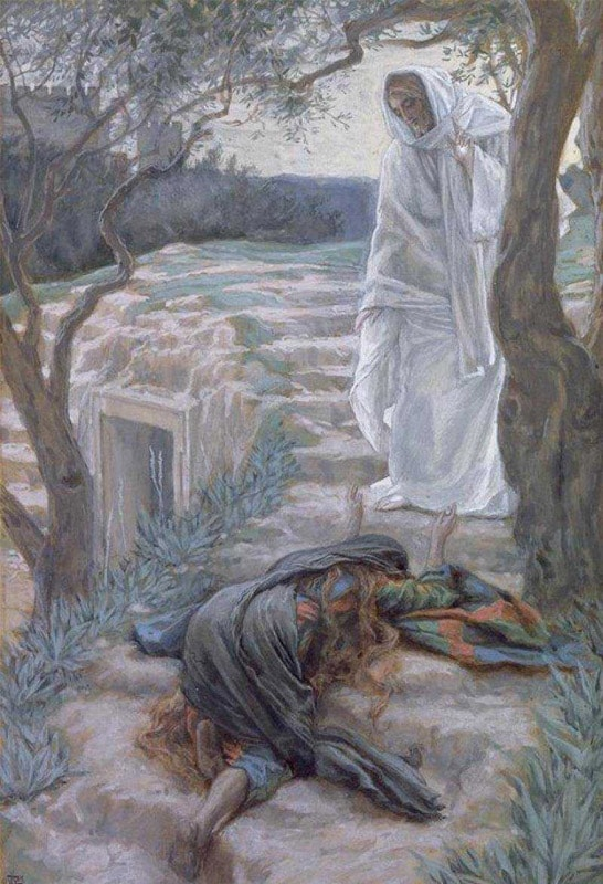 Noli me Tangere by James Tissot (1886-94)