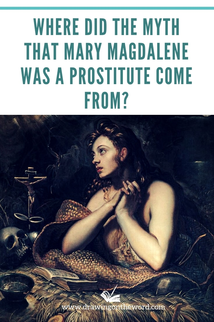 Where did the myth of the composite Mary Magdalene as a prostitute come from? Find out how in the 2nd of this three-part series. #marymadgalene #popegregory #catholicchurch #compositemagdalene #maryofbethany #gregorythegreat #popegregoryI