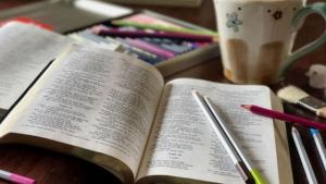 8 steps to help you get you started with Bible Verse Mapping