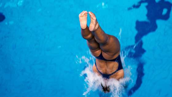 What can back fall dives teach us about trusting in Jesus?