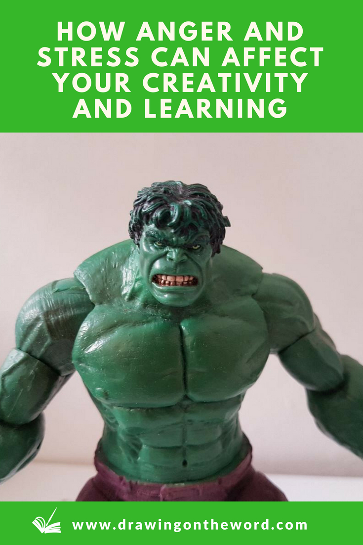 How Anger And Stress Can Affect Your Creativity And Learning