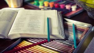 6 Creative Ideas To Help You Get Started With Bible Journaling