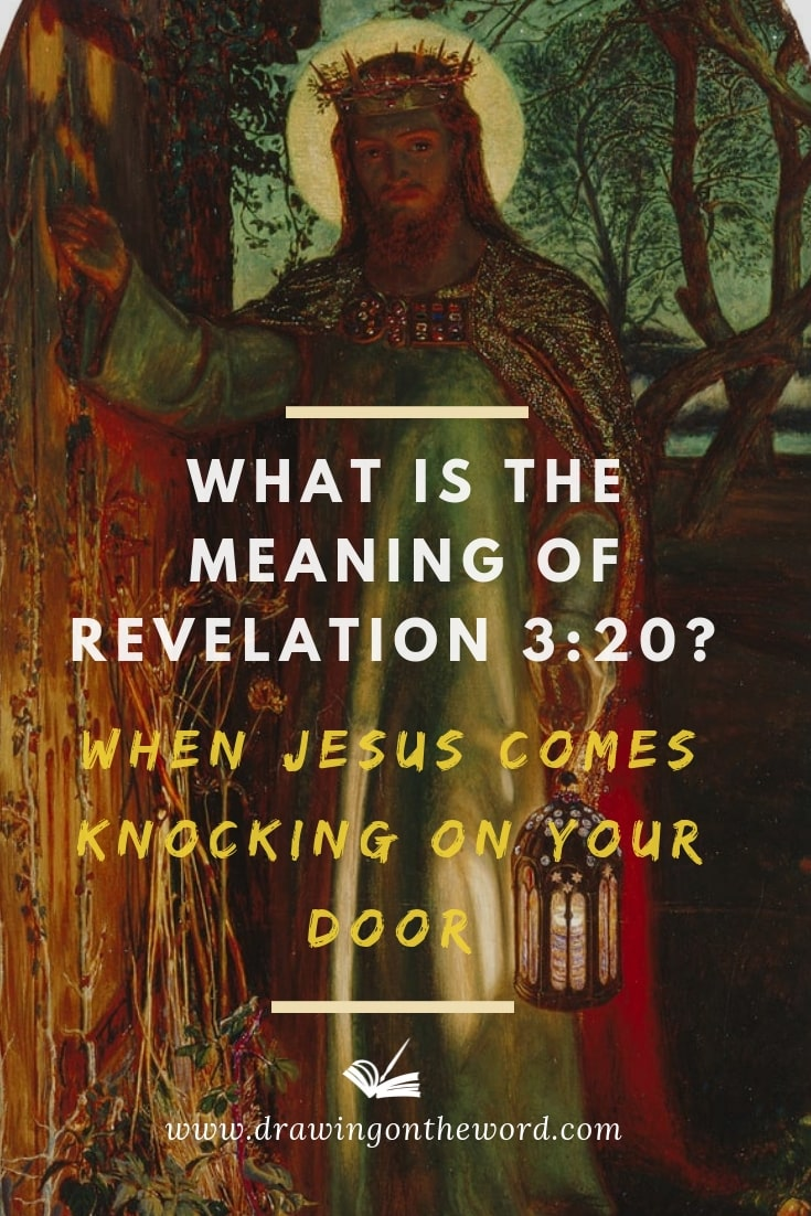 Revelation 3:20 is one of the most misused verses by evangelists. What is the true meaning of the verse when Jesus comes knocking on your door? #revelation3v20 #beholdistandatthedoor #revelation