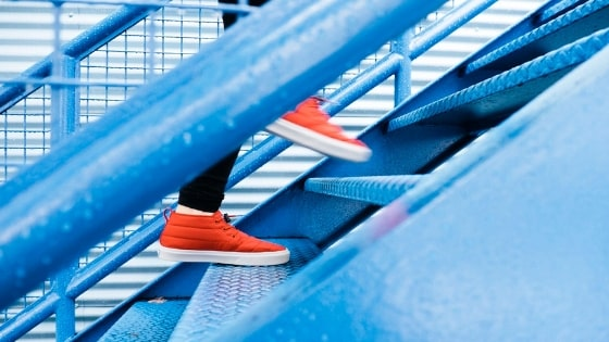 Why taking small steps in faith can lead to new opportunities in life