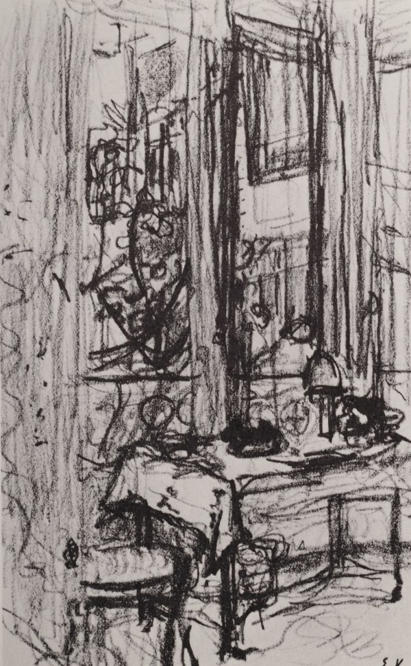 Edouard Vuillard Drawing