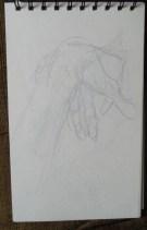 Gesture practice - hands 4