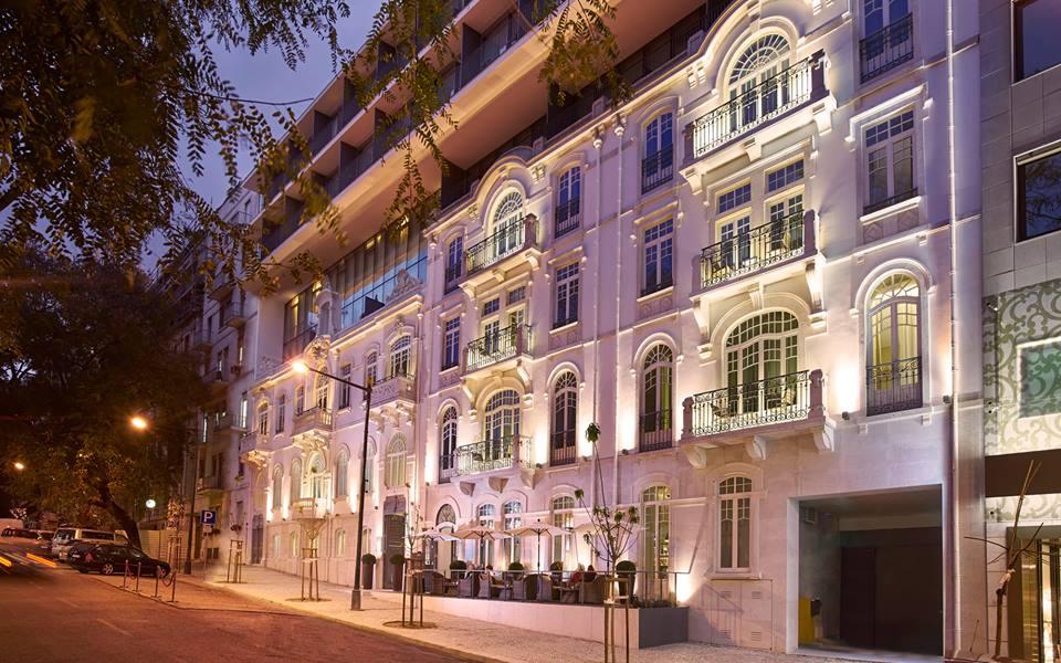 PORTOBAY LIBERDADE, NOSSO HOTEL CINCO ESTRELAS EM LISBOA