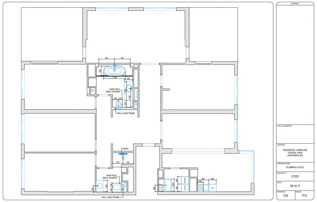 Residential Drafting Services 7 Key Types Of Interior Drawings