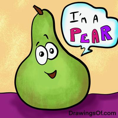 """""""Pear"""" vs. """"Pair!"""""""