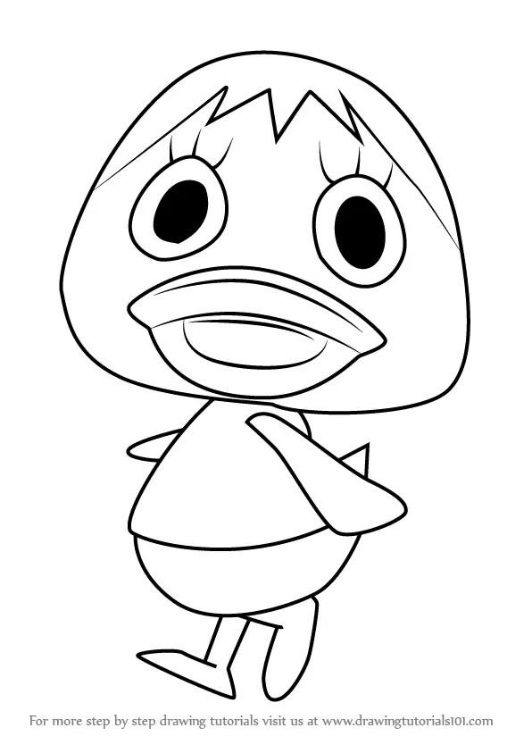 Pom Pom Drawing : drawing, Learn, Pompom, Animal, Crossing, (Animal, Crossing), Drawing, Tutorials