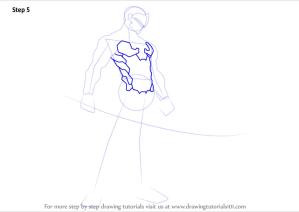genji overwatch step draw drawing learn
