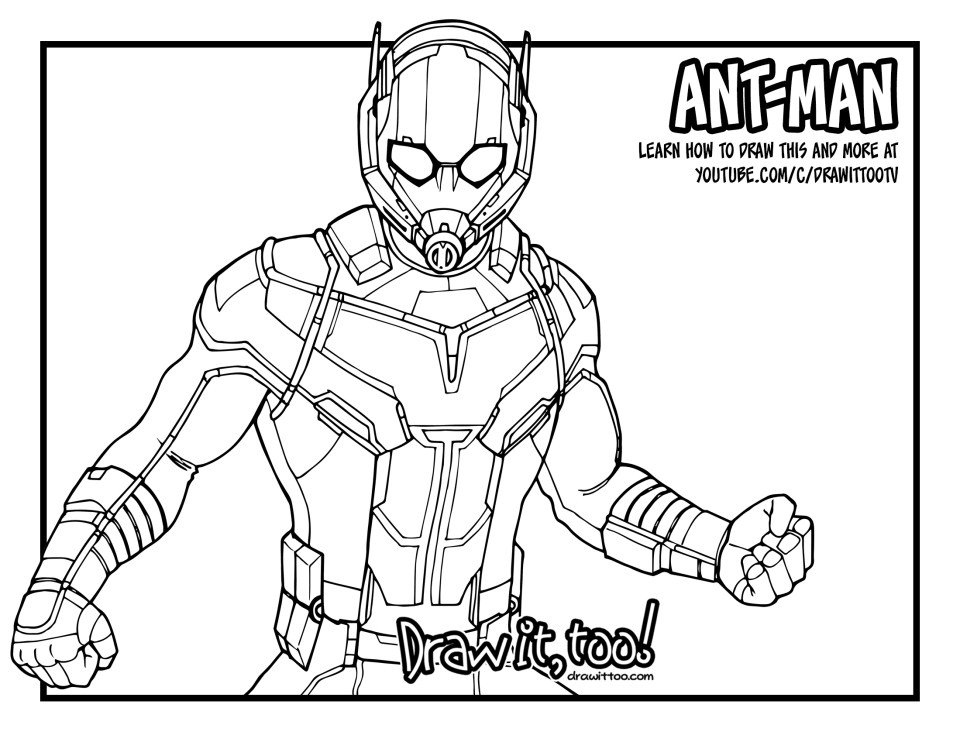 AntMan GiantMan Captain America