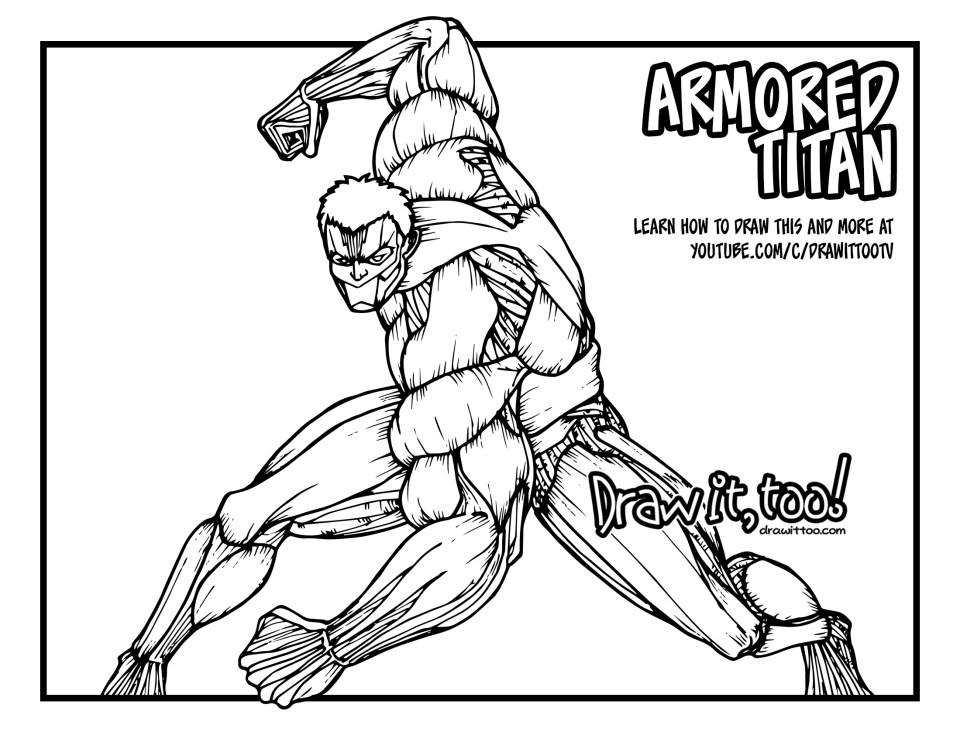 Armored Titan Attack On Tutorial