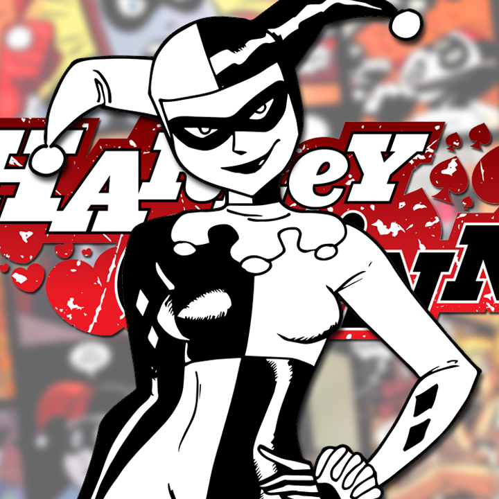 Harley Quinn Archives Draw It Too
