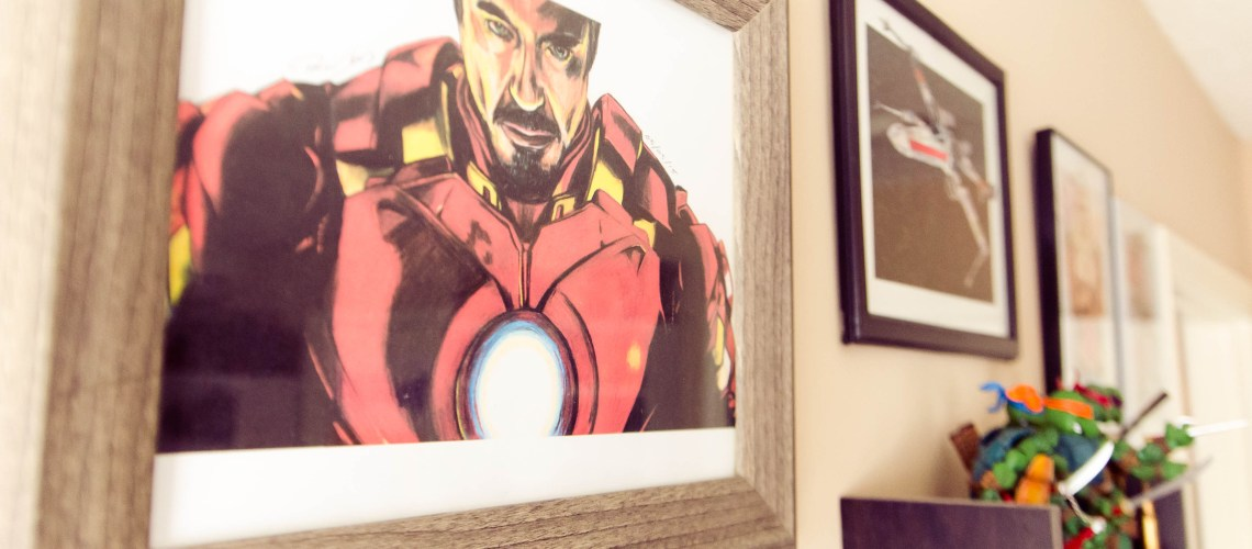Decorate your room with some awesome art prints!