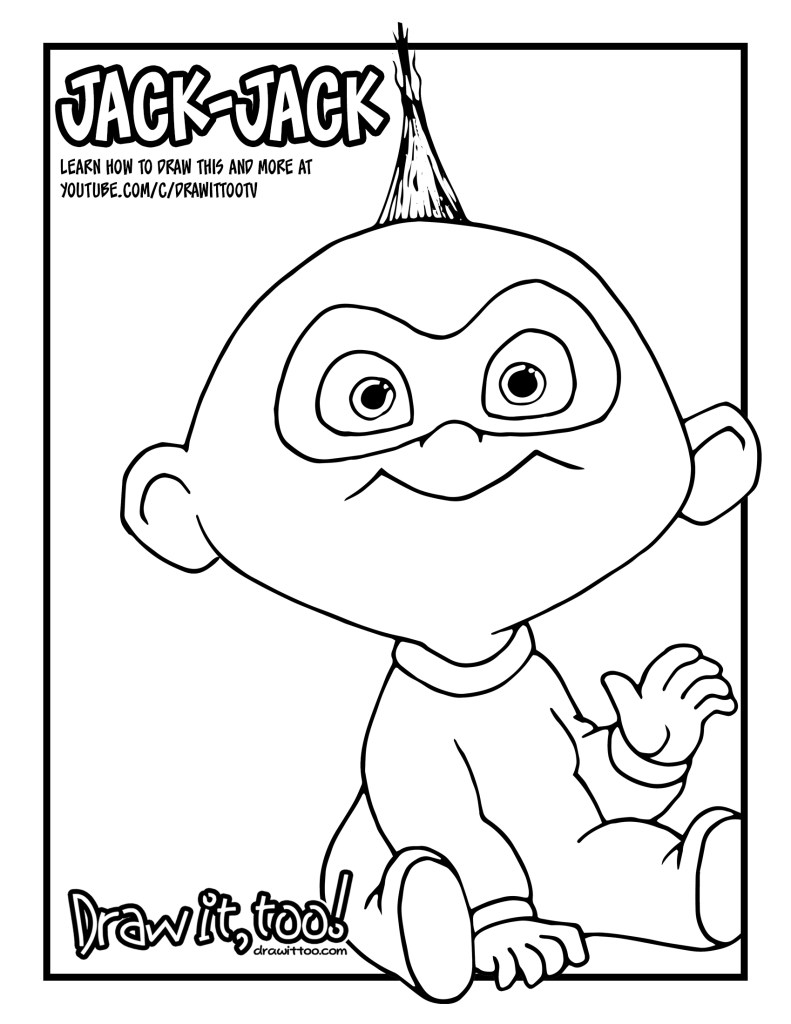 coloring pages jack - photo#36