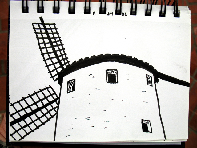 Windmill; click for larger version