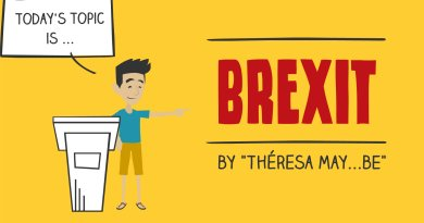 Brexit is Brexit