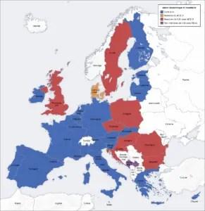 Union économique et monétaire.