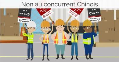 protectionnisme intelligent et concurrent Chinois