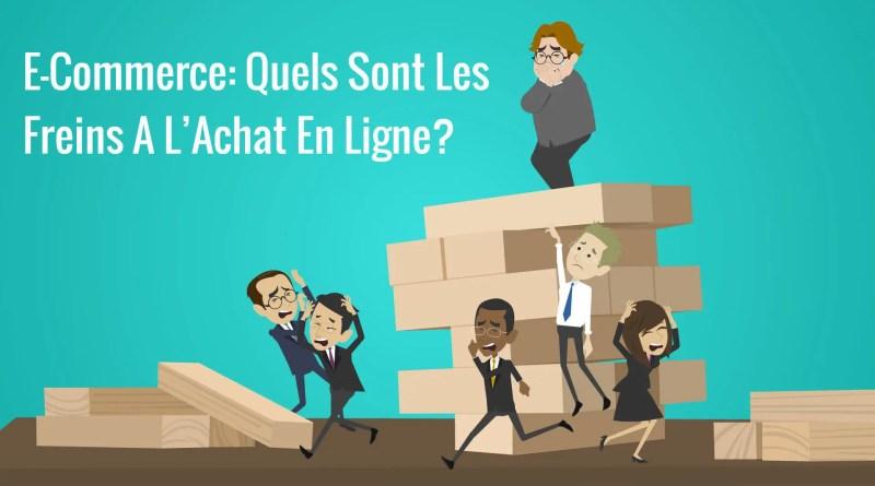 E-Commerce: Quels Sont Les Freins À L'Achat En Ligne?