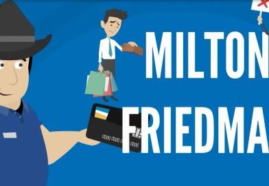 les theories de MILTON FRIEDMAN