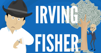 IRVING FISHER : TIME IS MONEY