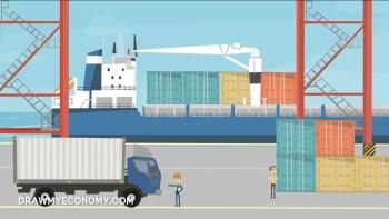 Cout de transport et avantage comparatif
