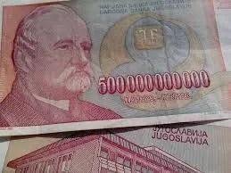 Inflation Yougoslave