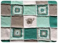 Front Blanket Detail