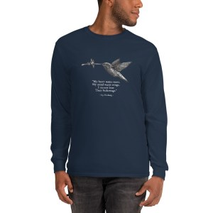 'Hummingbird' Long Sleeve Shirt