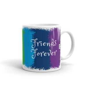 'Friends Forever' – mug