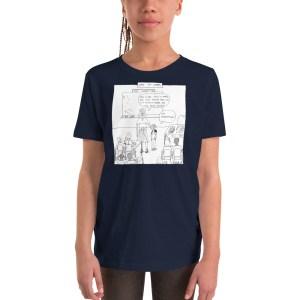 'I'm International!' Youth Short Sleeve T-Shirt