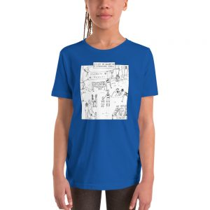 'Culture Days' Youth Short Sleeve T-Shirt