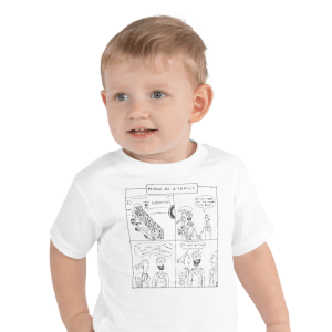 'Frequent Flyer' – tshirt
