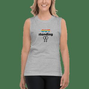 PRIDE – muscle shirt