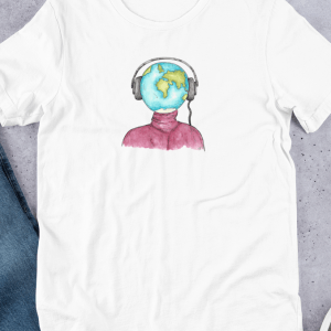Global Mind T-shirt
