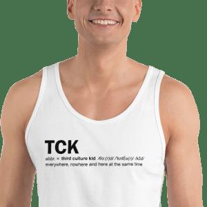 Third Culture Kid tank – unisex