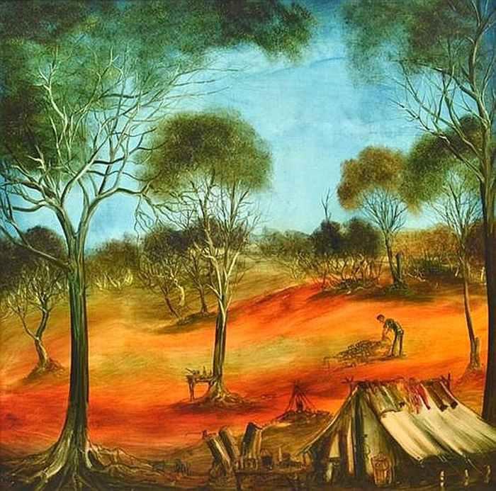 Pro Hart, Australian Painter