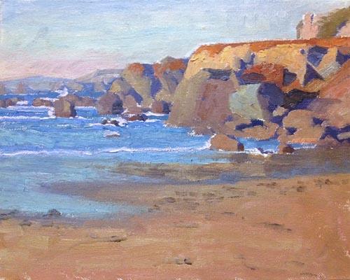 Ari Targownik, Dillon Beach 3 - 10x8 Inches