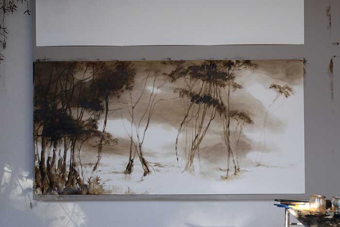 Drawing 008 Claire Basler