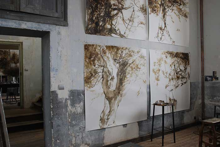 Drawing 034 Claire Basler