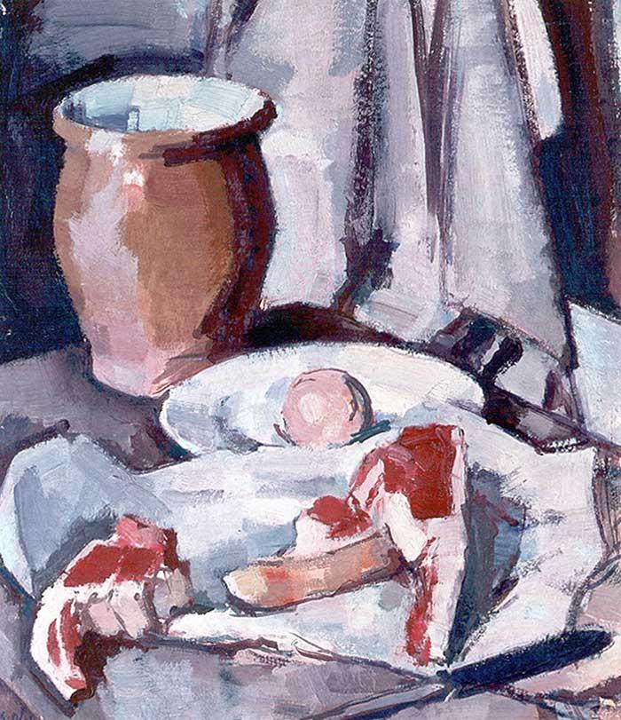 Samuel Peploe, Chops, 1930
