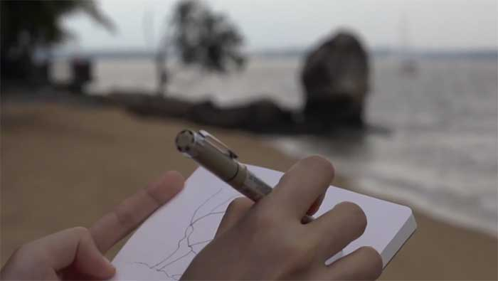 5. Sketch Your Life Create Expressive Sketches in Pen and Watercolor