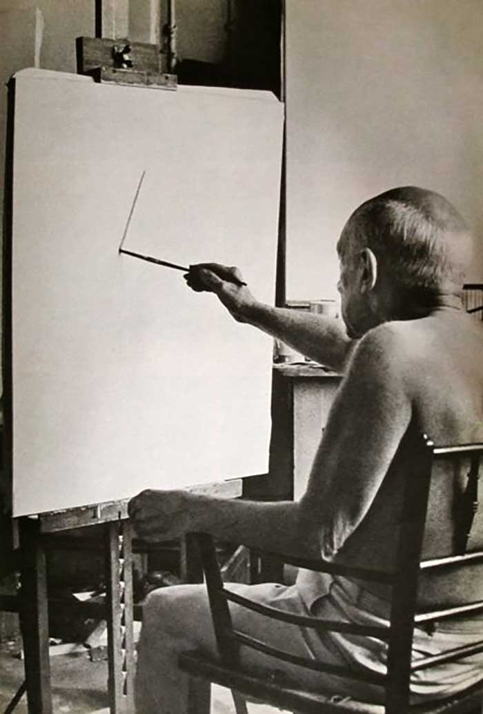Finding Art Inspiration - Pablo Picasso