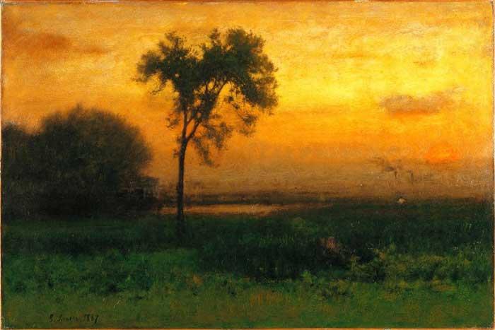 George Inness, Brooklyn Museum