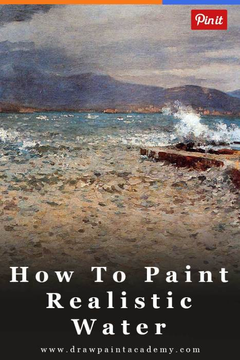 Landscape Painting Tips - How To Paint Clouds