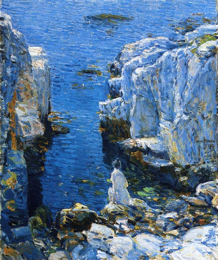Childe Hassam, The Isles Of Shoals, 1912