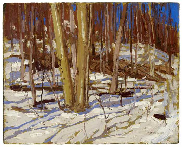 Tom Thomson, Untitled, 1917